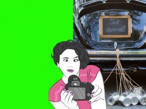 Fond vert - photobooth