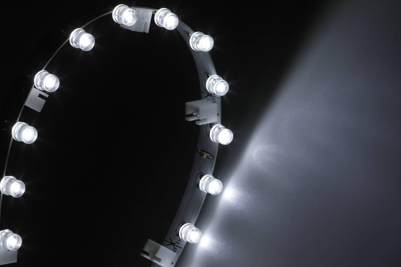 Éclairage LED Multicouleur à ambiance